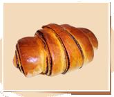 Kakaós Csavart Croissant